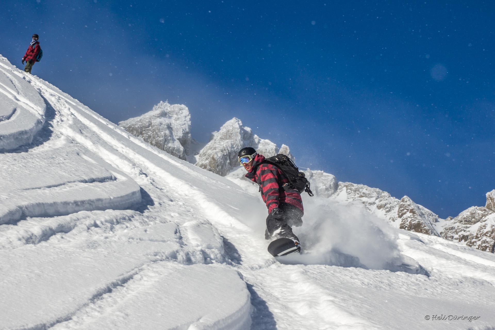 Freeride und Skitouren rund um das Kaunertal mit der Top
